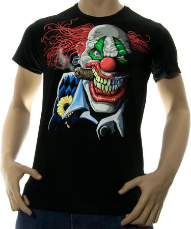 На фото изображено Мужская футболка HardCore черная