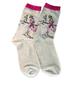 Носки «Балерина, завязывающая туфлю» - Эдгар Дега