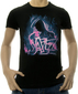Мужская футболка Jazz черная