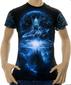 Мужская футболка Cosmogony CyberGorgon черная