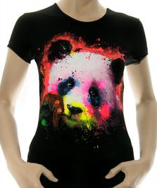 На фото изображено Fluore Panda