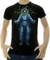 Мужская футболка Space inside черная