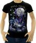 Мужская футболка Full Moon черная