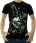 Мужская футболка Creation of the universe черная