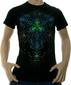 Мужская футболка Nano Skeleton черная