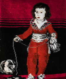 На фото изображено «Дон Мануэль Осорио Манрике де Суньига в детстве» - Франсиско Гойя