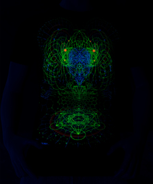 На фото изображено Alien Mind