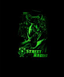 На фото изображено Wild Street Racing