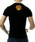 Мужская футболка Танцующие челы черная