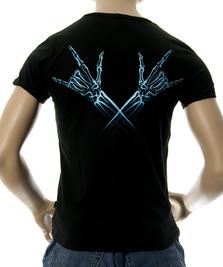 На фото изображено X-Skeleton
