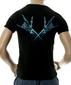Мужская футболка X-Skeleton черная