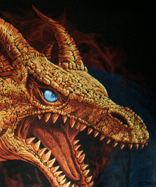 На фото изображено Драконы Инь и Янь