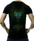 Мужская футболка Alien Mind черная
