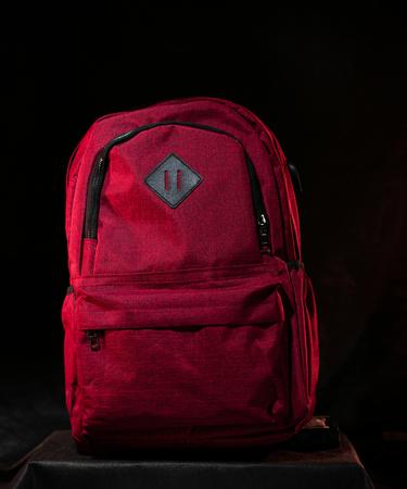 На фото изображено Рюкзак «Красный»