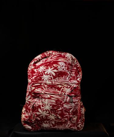 На фото изображено Рюкзак «Пальмы»