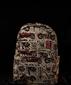 Гобеленовый рюкзак «Дизельпанк»