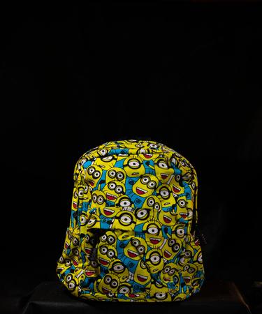 На фото изображено Рюкзак «Миньоны»