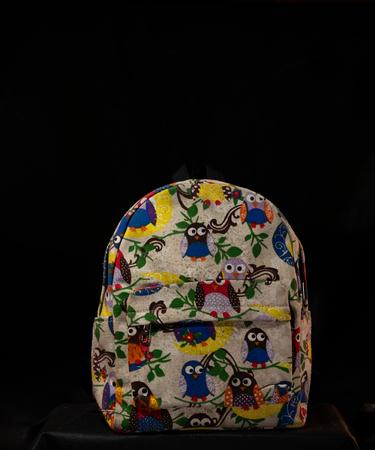 На фото изображено Рюкзак «Птицы»