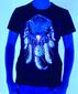 Мужская футболка Ловец Снов черная