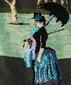 Носки «Воскресный день на острове Гранд-Жатт» - Жорж Сёра́